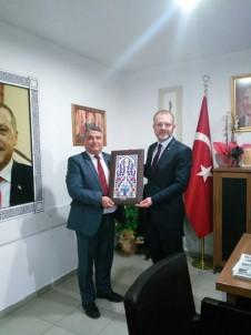 MÜSİAD'tan Başkan Ceyhun'a Tebrik Ziyareti