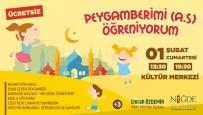 FİLM GÖSTERİMİ - Niğde Belediyesi Çocuklar İçin Ücretsiz Gösteri Düzenliyor