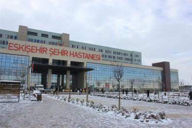 (Özel) Eskişehir Şehir Hastanesi Afetlere Daima Hazır