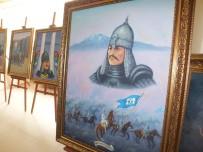 RESSAM - Ressam Yaman'ın Eserleri Malazgirt'te Yaşatılacak