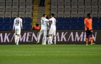 DEMBA BA - Süper Lig Açıklaması Medipol Başakşehir Açıklaması 1 - Gençlerbirliği Açıklaması 1 (İlk Yarı)