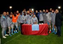 ALI YıLMAZ - Trabzonspor, Fenerbahçe Maçı Hazırlıklarını Tamamladı