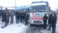 MÜFTÜ VEKİLİ - Türkiye'nin En Soğuk İlçesinden Elazığ'a Uzanan Sıcak El