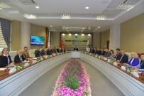 KıRıKKALE ÜNIVERSITESI - Unikop, Dönem Başkanlığı İlk Toplantısı KAEÜ'nde Yapıldı