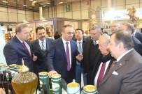 ÖZEL TASARIM - Vali Soytürk EMİTT 2020 Fuarına Katıldı