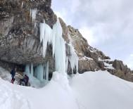 BEDEN EĞİTİMİ - Van'daki Buz Şelalesi Dağcıları Bekliyor