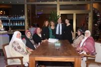BOSPHORUS - Yerel Mutfak Global Lezzet Projesi Arsin Ligene Köyü Kadınlarını Ağırladı