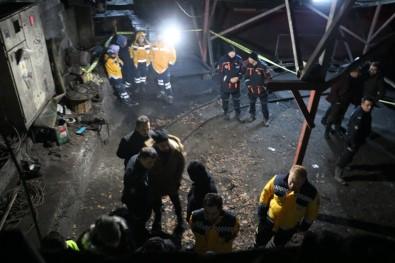 Zonguldak'ta Maden Ocağında Göçük Açıklaması 2 İşçi Mahsur Kaldı