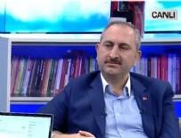 ABDÜLHAMİT GÜL - Adalet Bakanı Gül'den Carlos Ghosn açıklaması