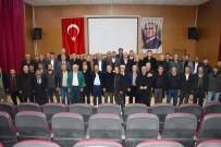 AK Parti Mardin İl Başkanı Kılıç Muhtarlar İle Bir Araya Geldi