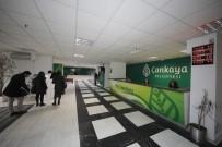 ENERJİ KİMLİK BELGESİ - Çankayalının Belediyedeki İlk Adresi 'Hoş Geldiniz Masası' Oldu