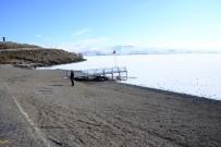 ÇıLDıR GÖLÜ - Çıldır, 'Kristal Göl Uluslararası Kış Şöleni' İçin Hazır