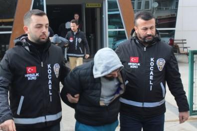 İki Evden 45 Bin TL'lik Vurgun Yapan 3 Şahıstan 2'Si Tutuklandı