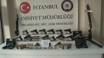 SİLAH TİCARETİ - İstanbul'da 208 Operasyonda Bin 669 Örgüt Üyesi Ve Yöneticisi Yakalandı