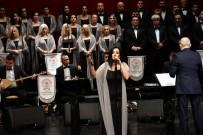 MUHARREM ERTAŞ - Samsun'da 'Bozkırın Sesi' Yankılandı