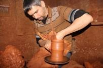 SANAT ESERİ - Seramikçiler Altın Yılını Yaşıyor