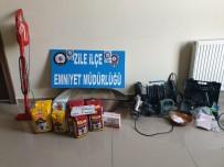 KOL SAATI - Tokat'ta 8 Ayrı Eve Giren 3 Zanlı Tutuklandı