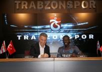 STOKE CITY - Trabzonspor, Senegalli Oyuncu Ndiaye İle Sözleşme İmzaladı