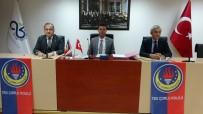 DEVLET MEMURU - Türk Eğitim Derneği Genel Başkanı Pehlivanoğlu Açıklaması 'Genç Nüfus Böyle Giderse Fırsat Değil, Tehdittir'