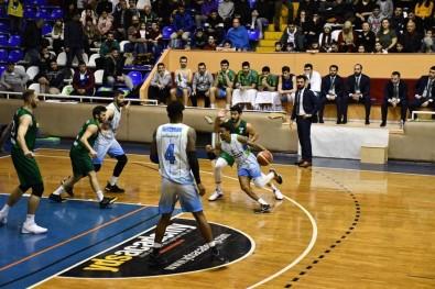Türkiye Basketbol Ligi Açıklaması Balıkesir Büyükşehir Belediyespor Açıklaması 59 - Bornova Belediyespor Açıklaması 74