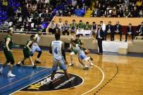MUSTAFA ERDOĞAN - Türkiye Basketbol Ligi Açıklaması Balıkesir Büyükşehir Belediyespor Açıklaması 59 - Bornova Belediyespor Açıklaması 74