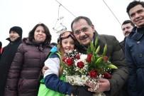 Başkan Demir Açıklaması ''Ladik'in Kış Turizmi Potansiyelini Geliştireceğiz''