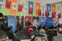 KEMERHISAR - Belediye Başkanı Özdemir Delege Seçimlerine Katıldı