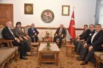 Çiftçi, Hz. Pir Şeyh Şa'ban-I Veli Kültür Vakfı Başkanlığına Seçildi