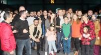 AHMET KURAL - DPÜ 'Baba Parası' Filminin Başrol Oyuncularını Ağırladı