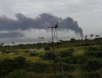 GÖRGÜ TANIĞI - Eş-Şebab'dan ABD üssüne saldırı