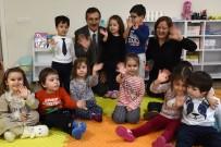 ÇUKURHISAR - Mutlu Çocuklar Tepebaşı'nda