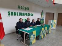 ŞANLıURFASPOR - Şanlıurfaspor'da Kongre Ertelendi