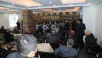 Bozova'da 2020 Hizmet Planlama Toplantısı Gerçekleştirildi