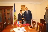 MOLDOVA - Büyükelçi Bolboceanu'u Açıklaması 'SANKON Sayesinde Türkiye İle İlişkilerimizin Artacağına İnanıyorum'