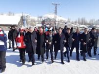 CELAL ADAN - MHP Milletvekillerinden MHP Erzurum İl Başkanı Karataş'a Ziyaret