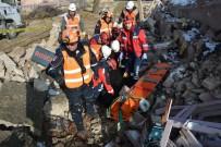 İNTİHAR GİRİŞİMİ - Niğde AFAD 2019 Yılında 127 Olaya Müdahale Etti