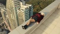 POP MÜZIK - Ömür Gedik Klip Çekimi İçin 46 Katlı Gökdelenin Çatısına Çıktı