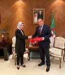 KADIN MİLLETVEKİLİ - Türkiye'nin Yeni Cezayir Büyükelçisi Görevine Başladı