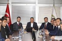 MEHMET AY - AK Parti Genel Merkezinden Başkan Kocaispir'e Tam Not