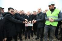 ERDOĞAN KANYıLMAZ - Amasya'da Meyve Paketleme Ve Soğuk Hava Tesisinin Temeli Atıldı