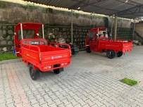 CİZRE BELEDİYESİ - Cizre'de 'Çöp Motor' Hizmeti