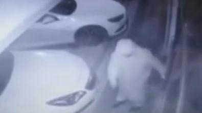 Hırsızlar Güvenlik Kamerasına Böyle Yakalandı