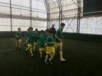 KORUCUK - Mahalleler Arası Minikler Futbol Turnuvası Devam Ediyor