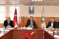 BİSİKLET YOLU - Muş Belediyesi, 2020 Yılının İlk Meclis Toplantısını Yaptı