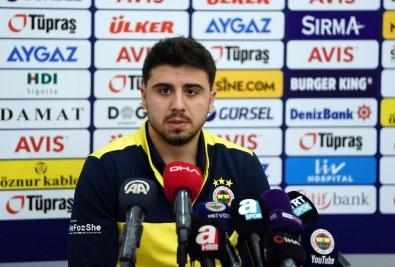 'Önemli Olan Fenerbahçe'de Oynamak'