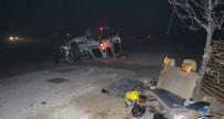 BALCıLAR - Takla Atan Araçtaki Yaralılardan 2'Si Daha Öldü