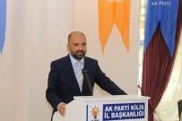 TAZMİNAT DAVASI - AK Parti İl Başkanı Karataş Açıklaması