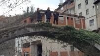CAMBAZ - Artvin'de Tarihe Tanıklık Eden Kemer Köprü Restore Edilecek