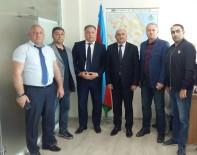 AZERBAYCAN CUMHURBAŞKANI - ASİMDER'den Azerbaycan MQF Başkanı Zeyni'ye Ziyaret