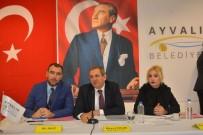 MEHMET ÇAKıR - Ayvalık Belediyesi 2020 Yılı İlk Meclis Toplantısını Gerçekleşti